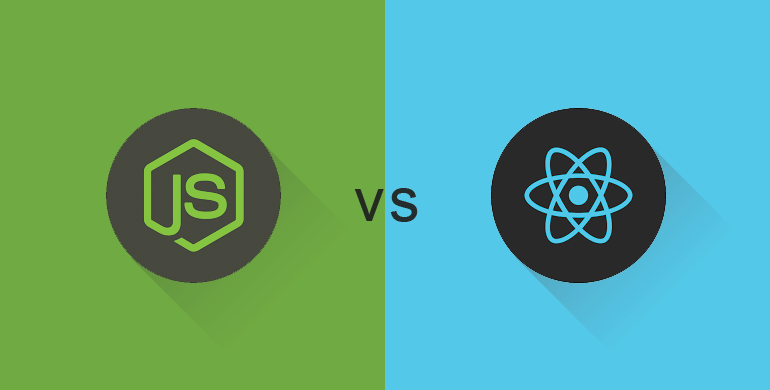 Node js vs React js – Advanced Millennium Technologies